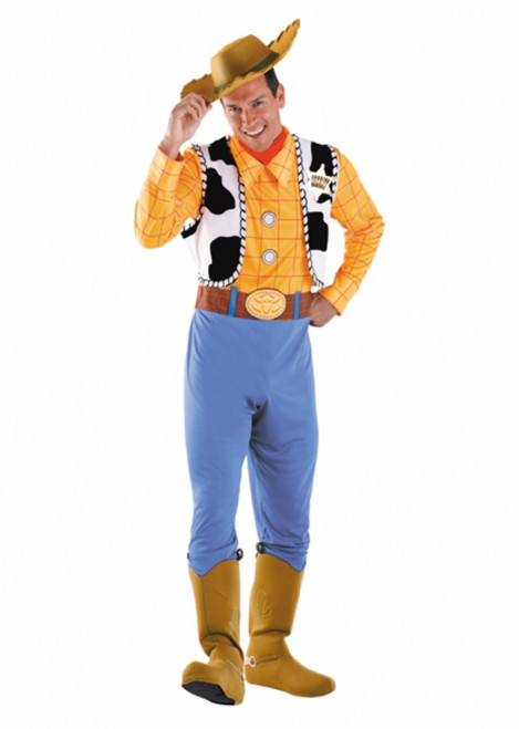 Woody Deluxe Toy Story Halloween Costume
