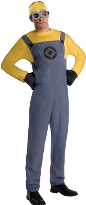 Minion Dave Despicable Me Costume