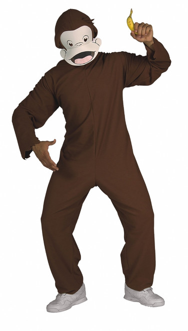 Curious George Monkey Costume