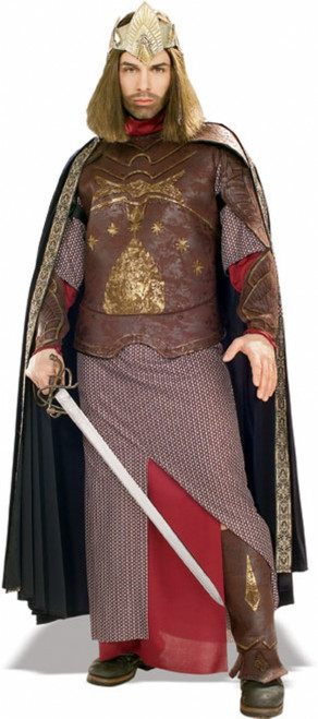 Aragorn King of Gondor Men's Costume