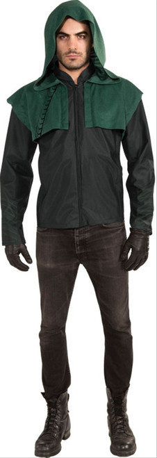 Men's Deluxe Licensed Arrow Costume