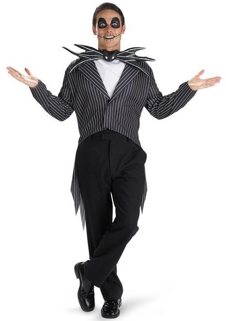 Jack Skellington Nighmare Before Christmas Costume