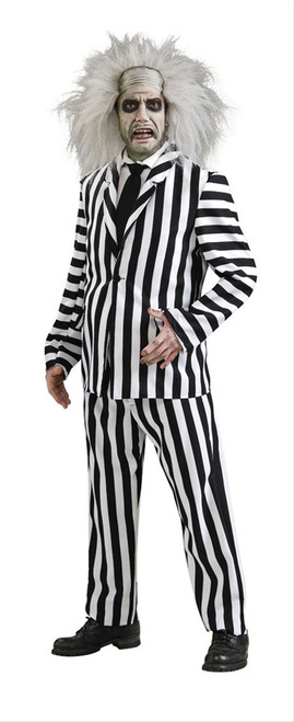 Beetlejuice Men's Costume