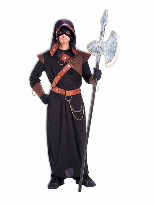 Men's Executioner Medieval Costume