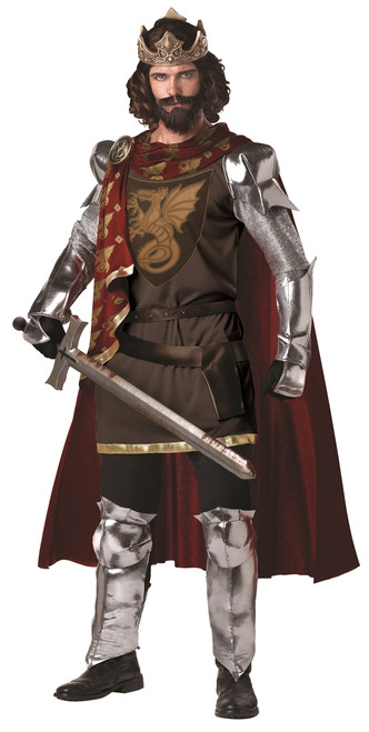 King Arthur Knight Costume