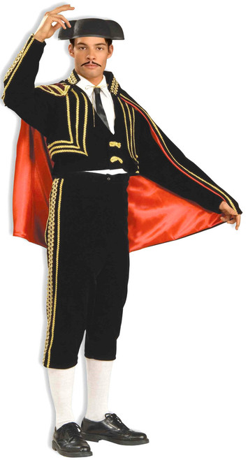 Deluxe Men's Spanish Matador Costume