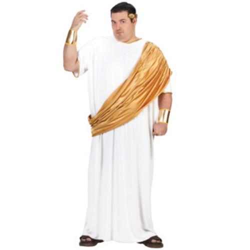 Hail Caesar X-Large Roman Toga Costume