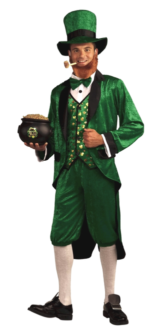 Mr. Leprechaun St. Paddys Day Costume