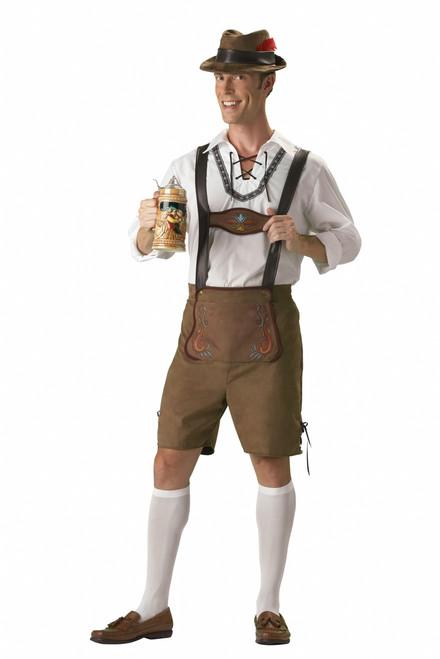 Oktoberfest Guy Deluxe Costume