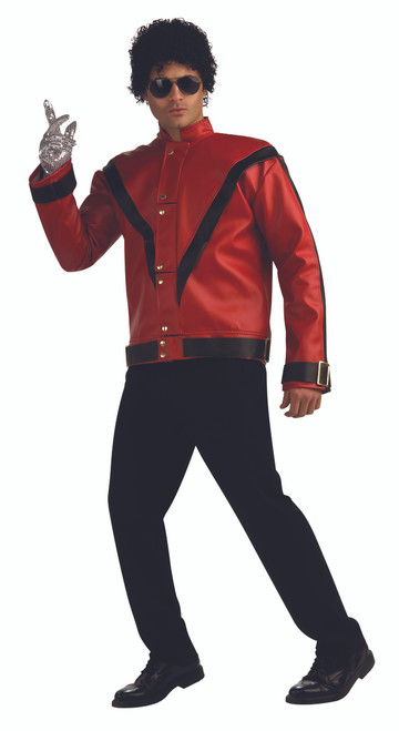 Red Thriller Michael Jackson Costume Jacket