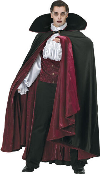 Super Deluxe Count Dracula Halloween Costume