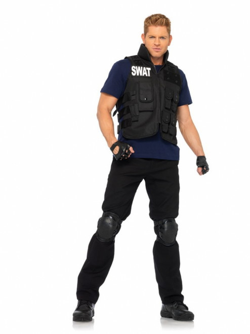 SWAT Commander Costume
