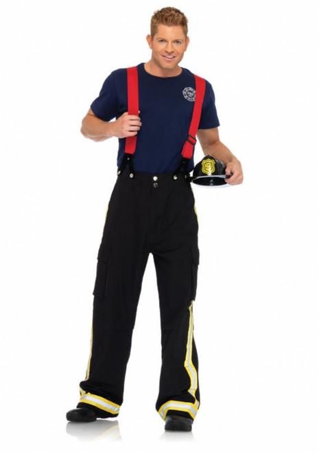 Fire Captain Halloween Costume