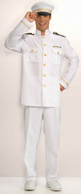 Captain Cruise Ship Halloween Costume
