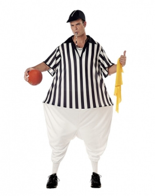 Funny Referee Costume