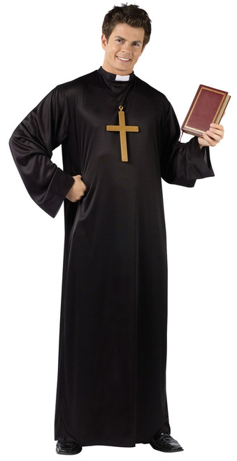 Holy Priest Costume