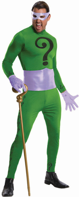 Men's Licensed Heritage Riddler Costume