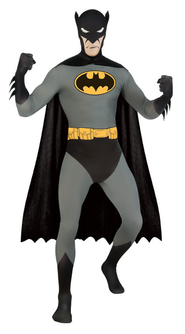 Batman 2nd-Skin Costume