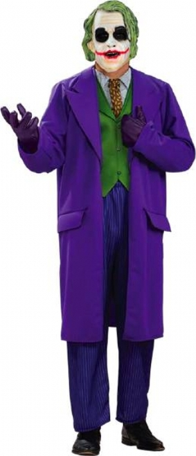 Deluxe Joker Dark Knight Costume