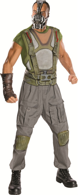Mens Bane Costume Dark Knight Rises