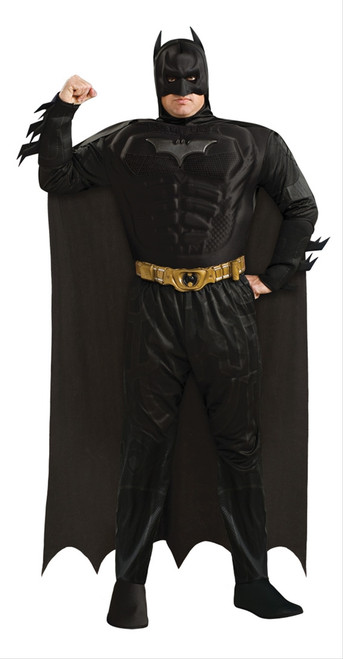 Batman Adult Costume Plus Dark Knight Rises