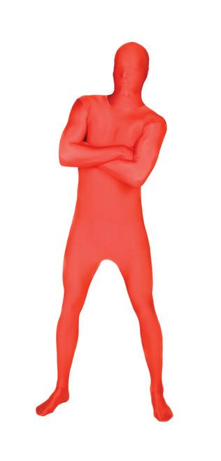 Red Morphsuit Full Body Costume