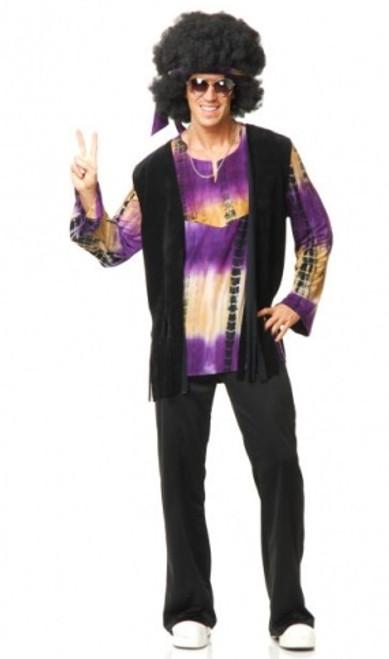 60s Men's Groovin Hippie Costume