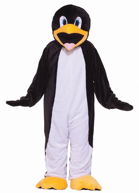 Deluxe Penguin Mascot Costume