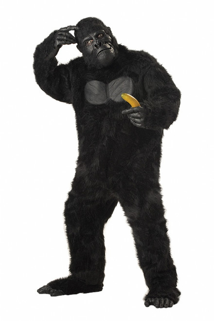 Gorilla Adult Halloween Costume