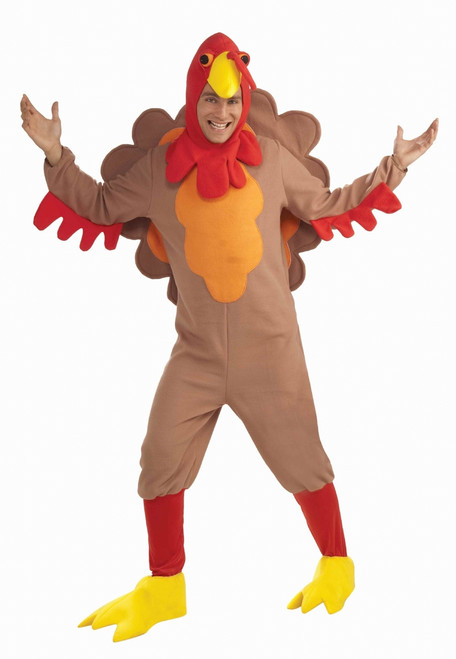 Funny Thanks Giving Turkey Costume