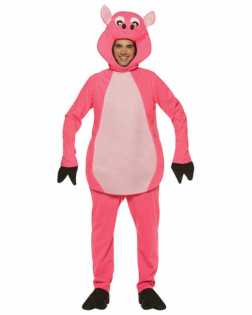 Pig Funny Adult Halloween Costume