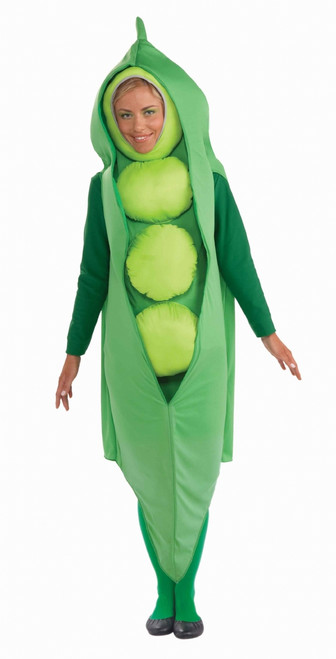 Adult Vegetable Peas in a Pod Costume