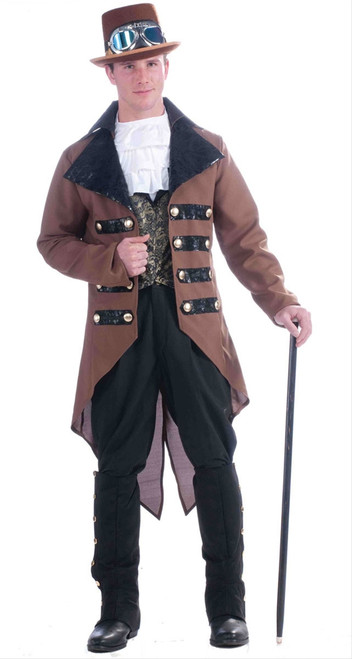 Steampunk 'Jack' Costume