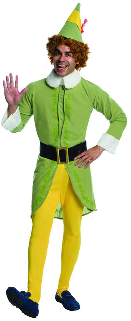 Buddy the Elf Movie Costume