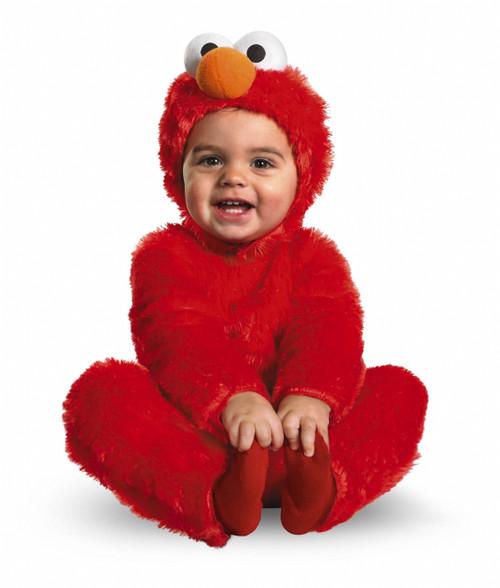 Toddler/Children's Soft Elmo Costume