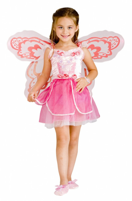 Toddler's Precious Fairy Costume