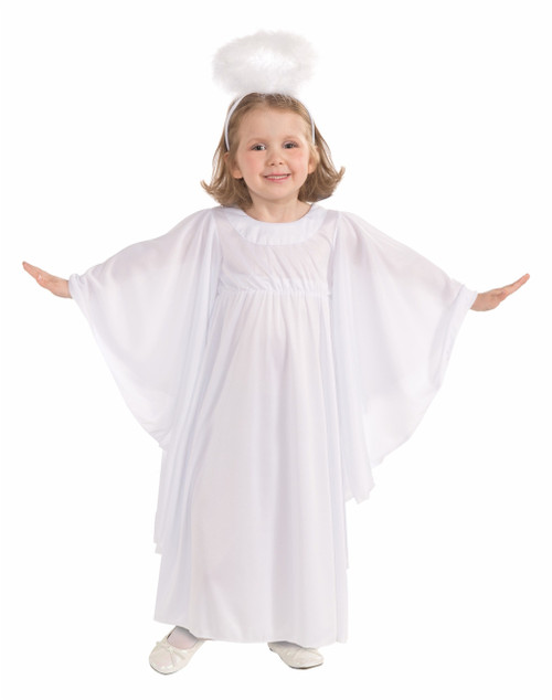 Toddler's Simple Angel Costume
