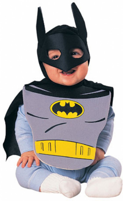 Infant's Classic Batman Bib and Cape Costume