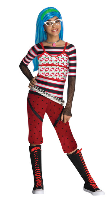 Children's Ghoulia Yelps Monster High Costume
