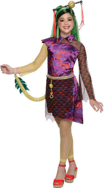 Children's Jinafire Long Monster High Costume