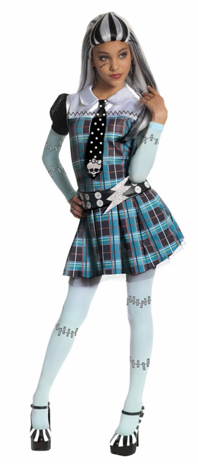 Frankie Stein Monster High Halloween Costume