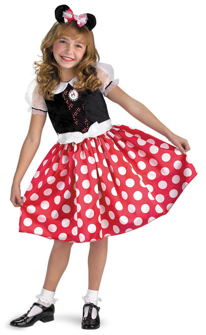 Children's Minnie Mouse Costume