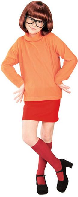 Children's Velma Scooby Doo Costume