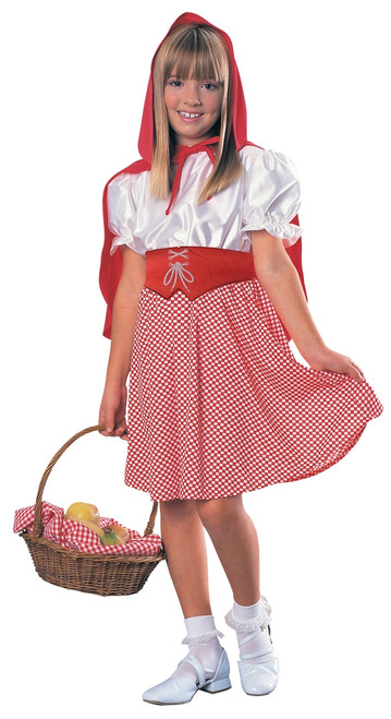 Children's Little Red Riding Hood Costume