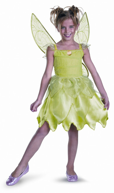 Children's Tinker Bell Fairy - Peter Pan Costume