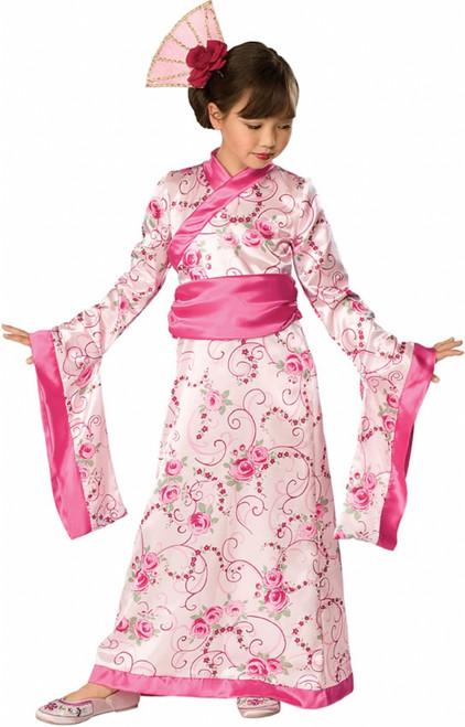 Children's Asian Princess Costume