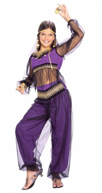 Children's Arabian Princess Costume