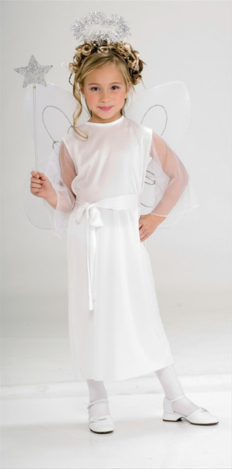 Children's Simple Heavenly Angel Costume