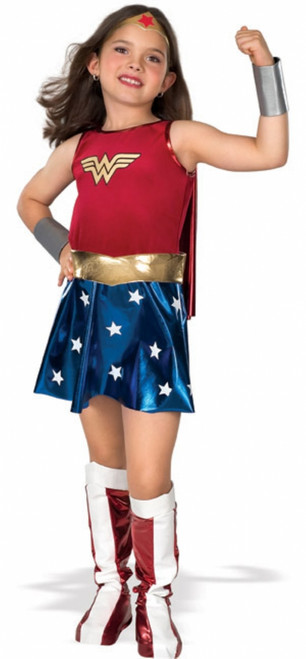 Children's Wonder Woman DC Comics Costume