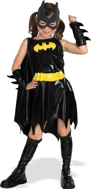 Children's Licensed Batgirl Costume
